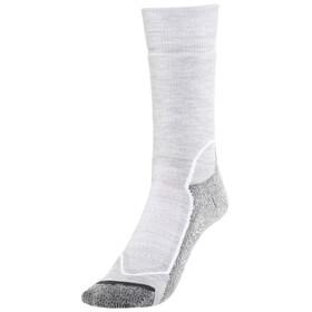 Icebreaker Hike+ Medium Crew Socks Women grey/white